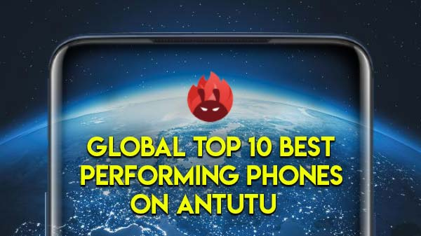 Top Performing Android Smartphones Of November 2019 On AnTuTu