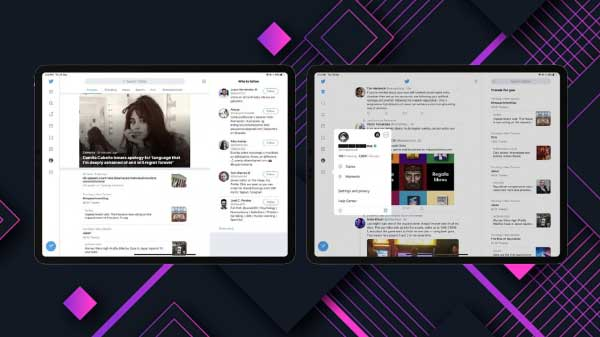 Twitter For iPad Update Brings Web App Design And Layout