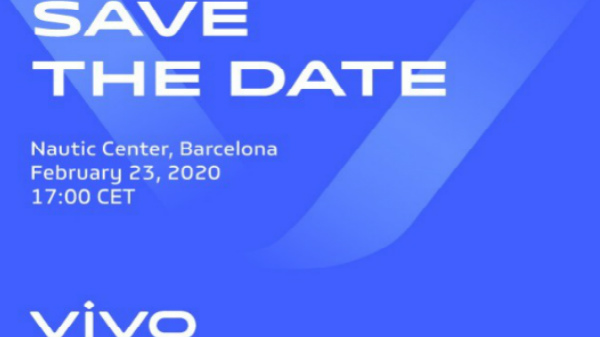 Vivo To Host Launch Event On February 23 At MWC 2020