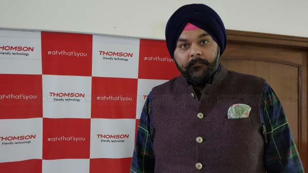 Exclusive: Thomson To Launch More Than 10 TV Models In 2020; Eyeing 8% Indian Market Share