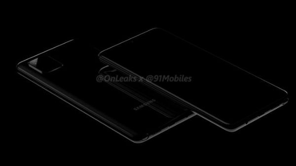 Samsung Galaxy Note 10 Lite Design Leaked; S Pen, 3.5mm Jack Confirmed