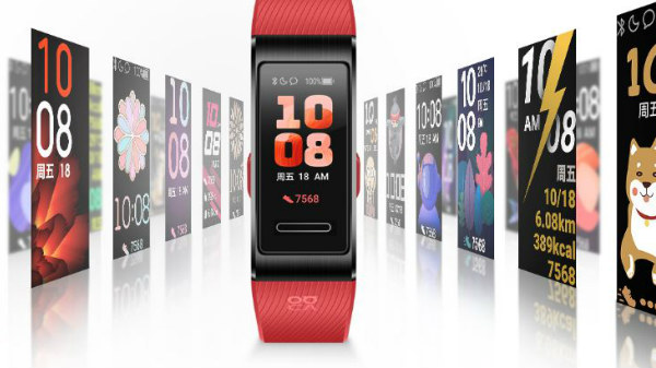 Huawei Band 4 Pro With Dedicated GPS Chip Launched: Price And Specifications