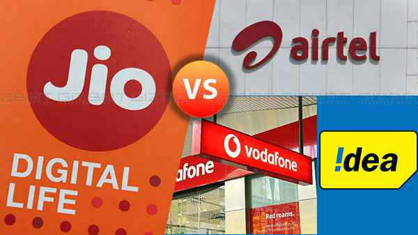 Airtel, Vodafone Idea Finally offer Better Prepaid Plans Than Reliance Jio