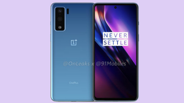 OnePlus 8 Lite Design Revealed Via CAD-Based Renders