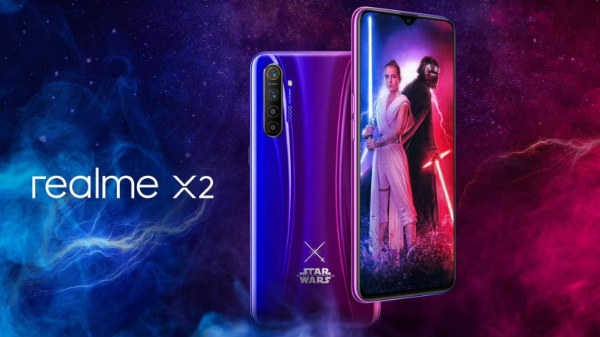 Realme X2 Star Wars Edition To Launch Soon In India