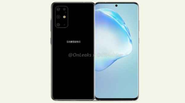 Samsung Galaxy S11+ To Offer Custom 108MP Camera Sensor
