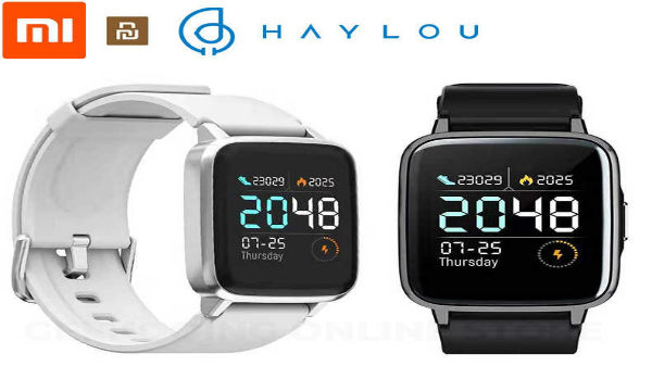 Xiaomi Launches Haylou Smartwatch