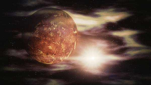 Active Volcanoes On Venus Discovered: Report