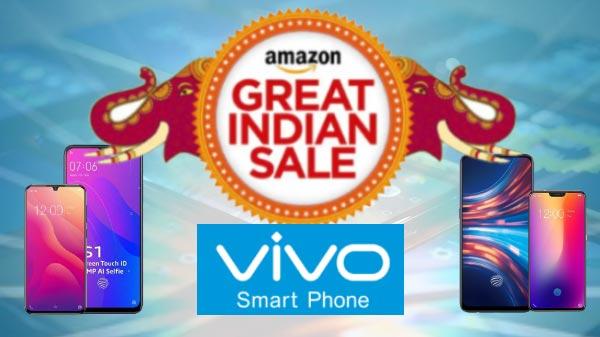 Amazon Great Indian Sale 2020 For Vivo Smartphones Gizbot News