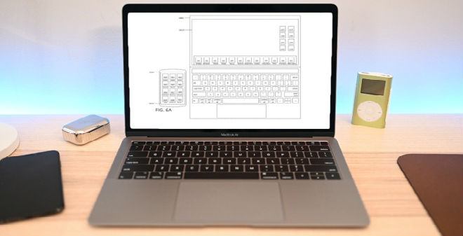 Apple Touchscreen MacBook In The Making