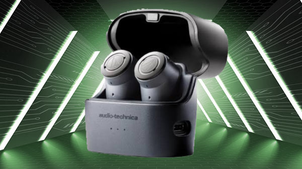 Audio-Technica Announces ATH-ANC300TW True Wireless Earphones
