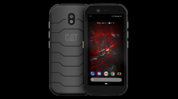 Cat S32 Rugged Phone With MIL-SPEC 810G Certification Launched