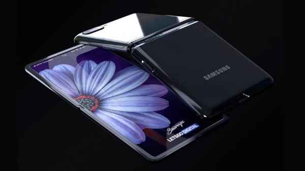 Samsung Galaxy Z Flip To Don Galaxy Fold 2 Moniker