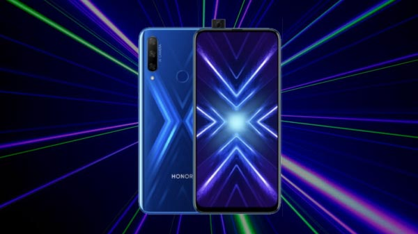 Honor 9X With Pop-Up Selfie Camera And Kirin 710F Launched In India