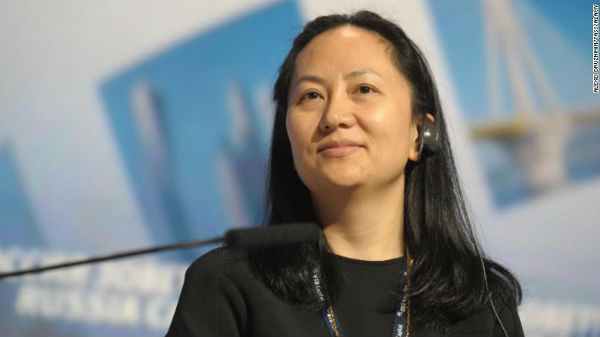 Huawei CFO Fights US Extradition At Canadian Court