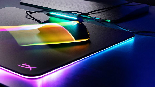 HyperX Fury Ultra Gaming Mouse Pad With RGB Lighting Launched In India