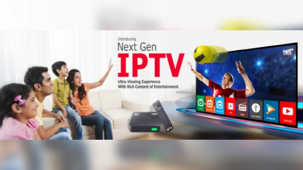 Netplus Broadband Launches IPTV Set-Top-Box With Triple Play Plans