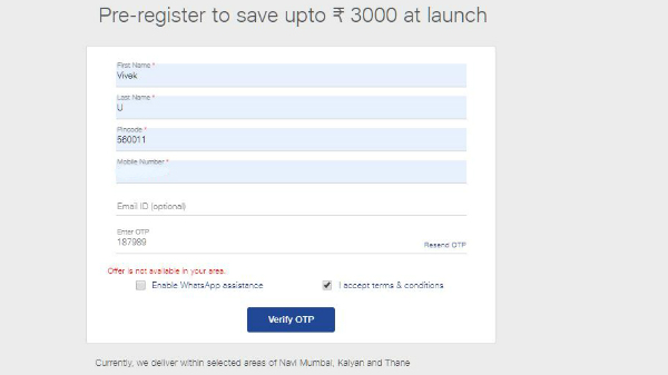 JioMart Launched: How To Pre-Register And Get Benefits Worth Rs. 3000