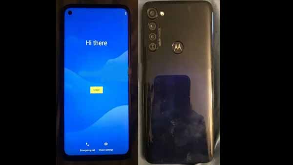 Motorola G Stylus Real-Life Images Reveal Design: Specs Tipped