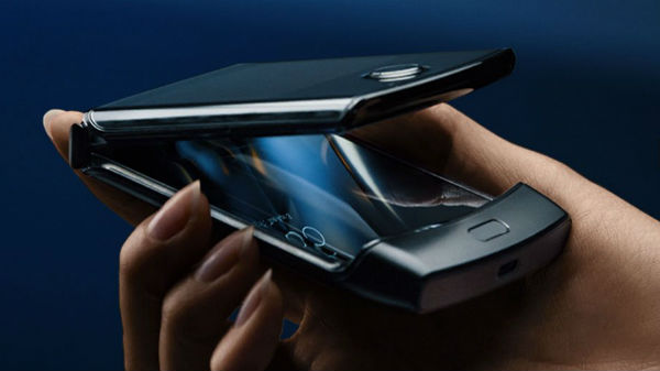 Motorola Took Four Years To Design The Foldable Phone: Report