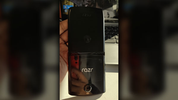 Motorola Razr Made In India Boxes Appear Ahead Of Launch