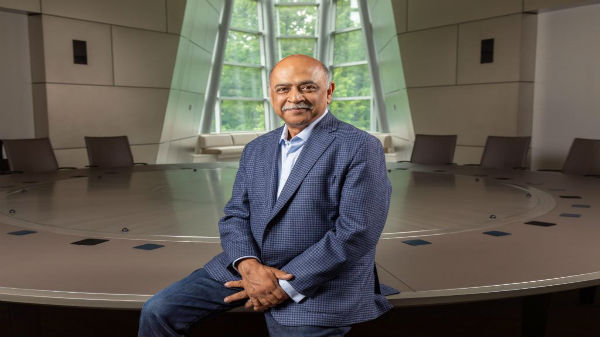 IBM Elects Indian-Origin Arvind Krishna As New CEO