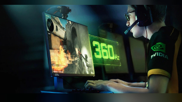 Nvidia And Asus To Announce New 360Hz G-Sync Gaming Monitor