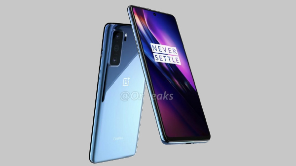 OnePlus 8 Lite Latest Render Hints At Triple Rear Cameras