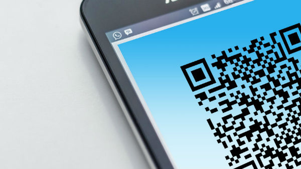 Paper POS QR Code For All UPI, Bharat Payments