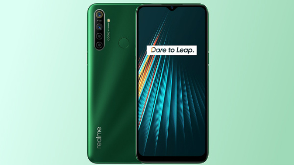Realme 5i Launch Pegged For January 6