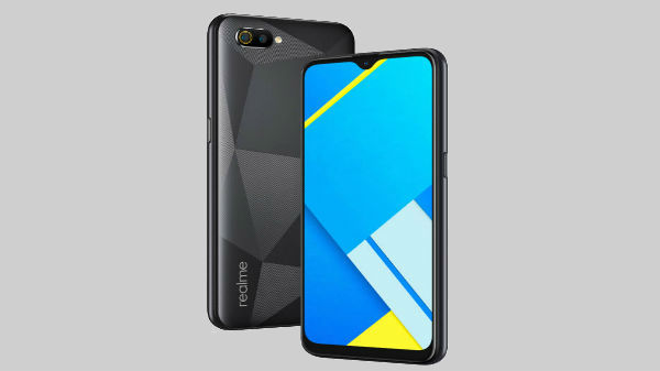 Realme C3s FCC Certification Suggests Single Rear Camera