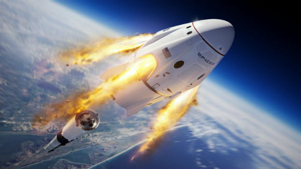 SpaceX Crew Dragon Escape Test Rescheduled