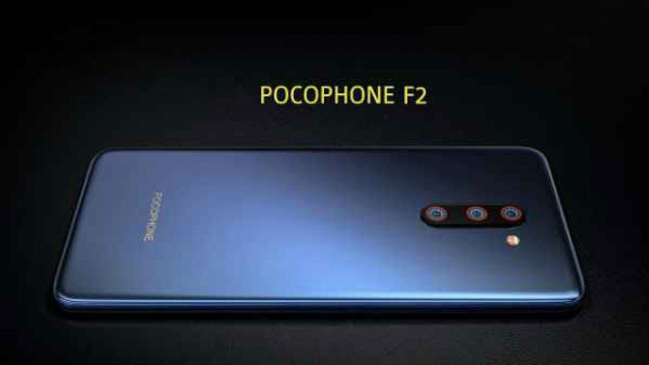 Three Poco F2 Models Could Be Lined Up For 2020