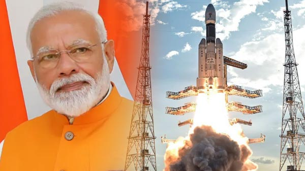 ISRO Gaganyaan To Be A Major Milestone For New India: PM Narendra Modi