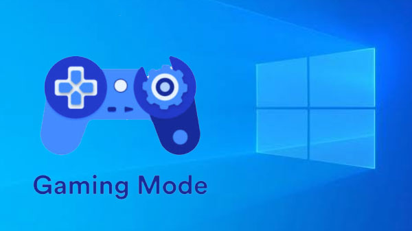 How To Enable Gaming Mode On Windows 10