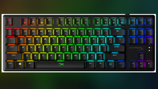 HyperX Alloy Origins Core Gaming Mechanical Keyboard Launches For Rs. 10,900 In India