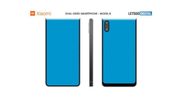 Xiaomi Smartphone Patent Reveals Wrap-Around Display Design: Report