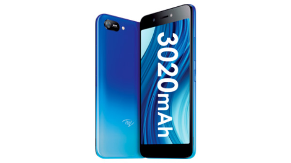 itel A25 With 5-inch HD Display And 4G VoLTE Launched At Rs. 3,999