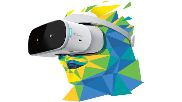 FCC Filing Shows Lenovo Working On Standalone VR Headset
