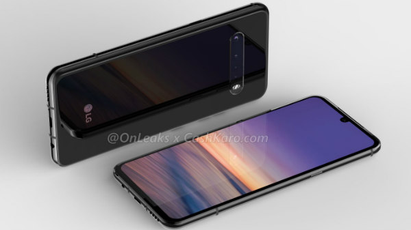 LG G9 Leaked CAD-Based Renders, 360-degree Video Reveals Design