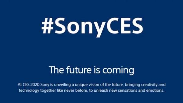 CES 2020: What To Expect From Sony Event