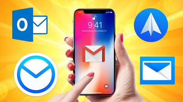 Top 5 Apple Mail Alternatives For iPhone