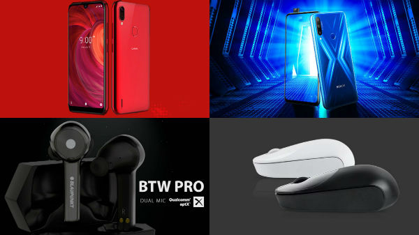 Week 3, 2020 Launch Roundup: OPPO F15, HONOR 9X, HONOR Sport, Samsung Galaxy XCover Pro And More