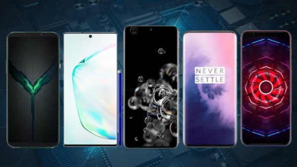 Best Smartphones With 12GB RAM To Buy In India Right Now