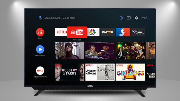 Detel Launches 43-Inch Cinema TV In India: Price, Features And More