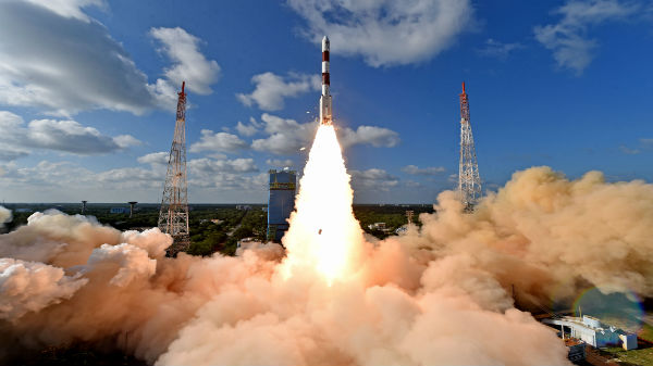 ISRO Set To Launch GISAT 1 Satellite For Border Surveillance In March