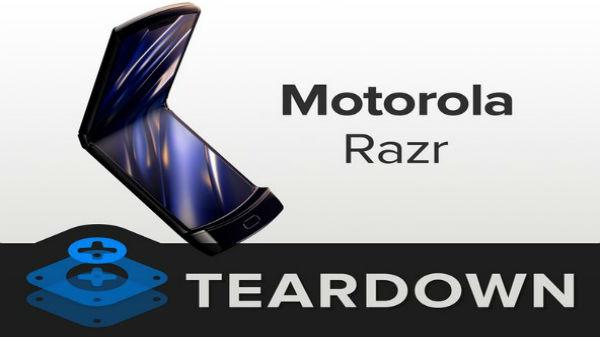 Moto Razr Teardown Brings Bad News
