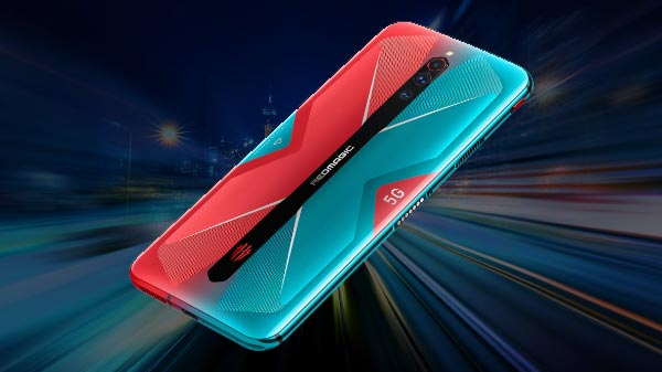 Nubia Red Magic 5G Live Images And Gameplay Test Surface Online