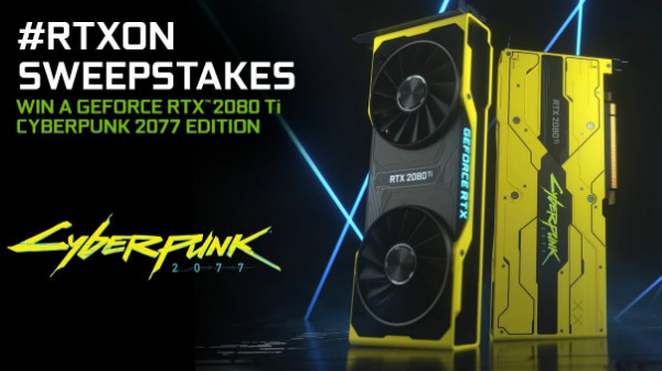 Nvidia GeForce RTX 2080 Ti Cyberpunk 2077 Edition Announced: How To Get One For Free