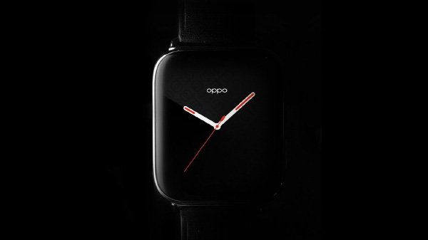 Oppo Smartwatch With 3D Screen Teased; Launch Imminent